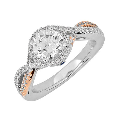 Bridal Ring-RE13326WR10R
