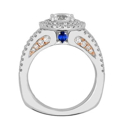 Bridal Ring-RE13330WR10R