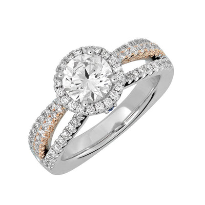 Bridal Ring-RE13332WR10R