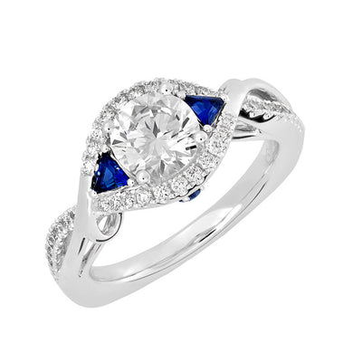Bridal Ring-RE13333W10R