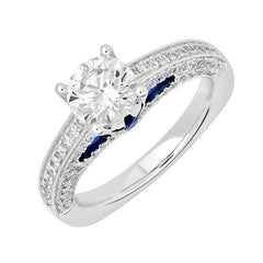 Bridal Ring-RE13335W10R