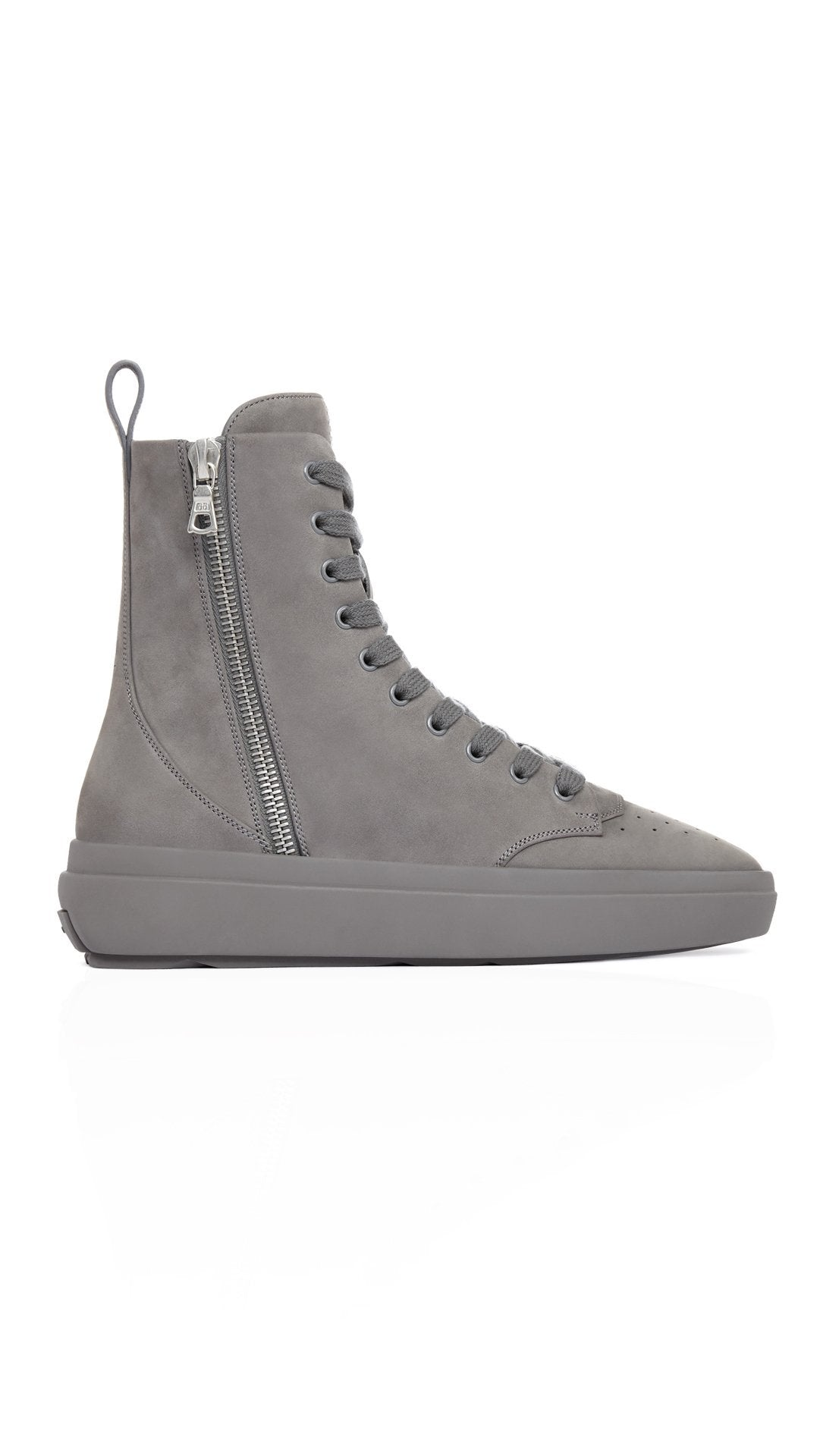 The Alpha Sneaker-Boot - Wolf Grey