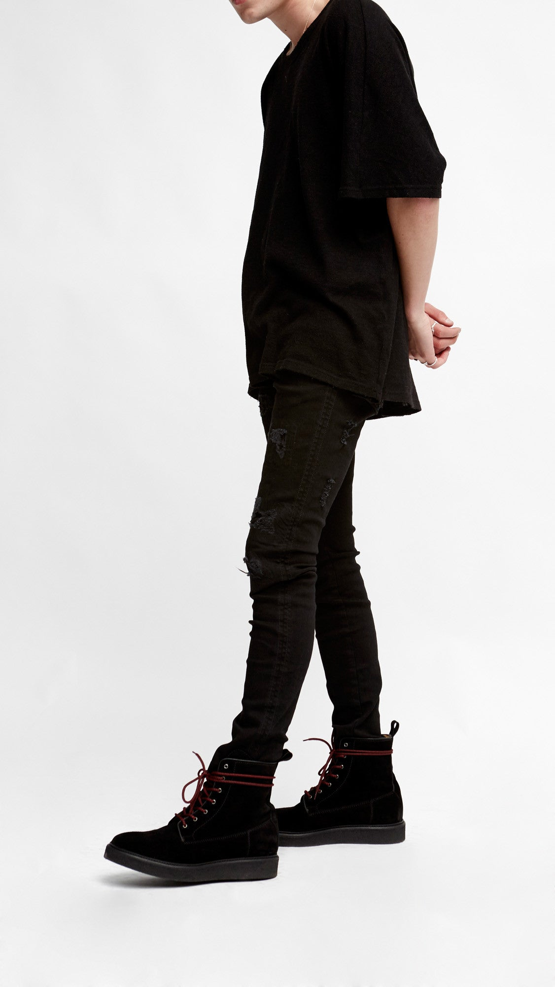 Repairer Denim - Vintage Black