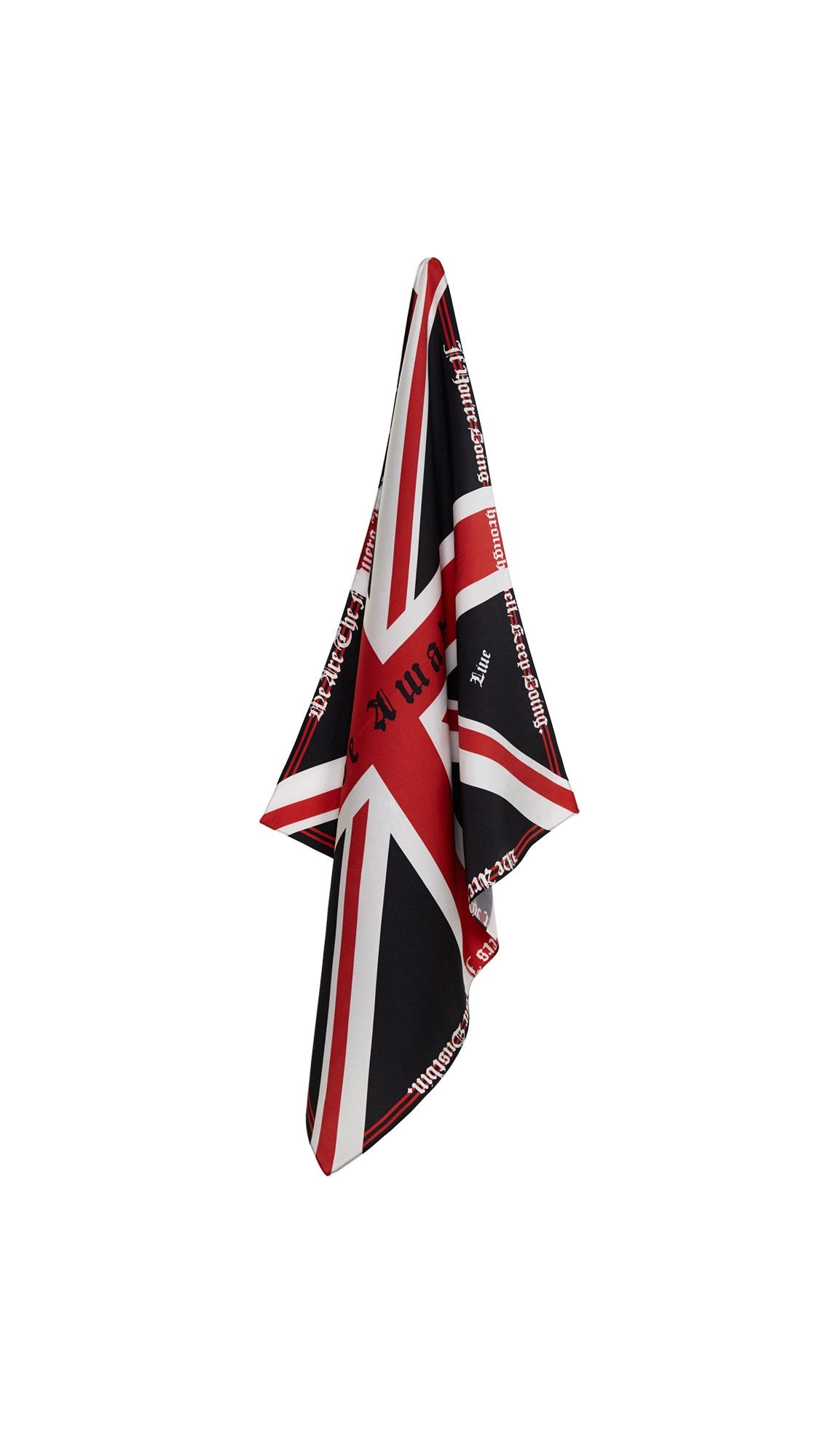 Silk Bandana - Union Jack