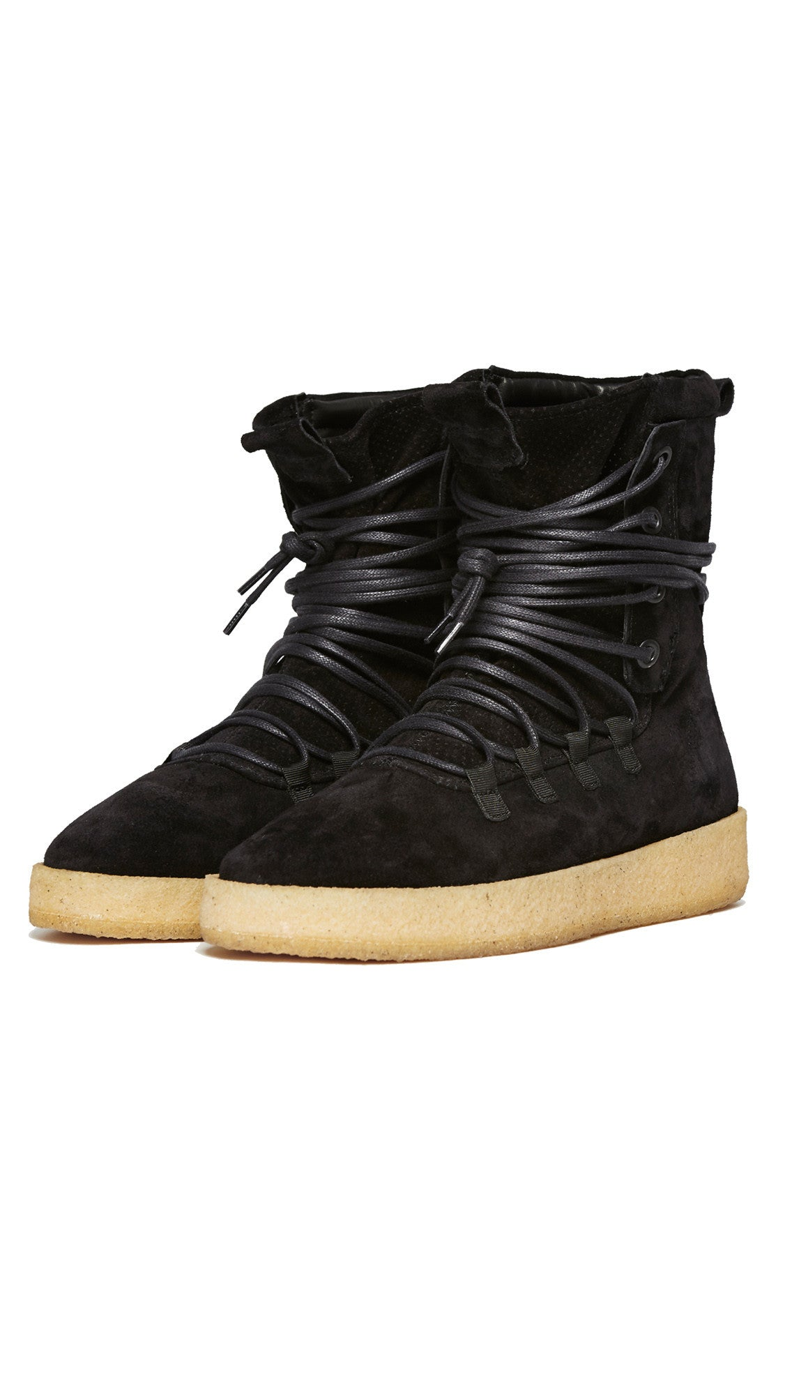The Dusk Boot - Black