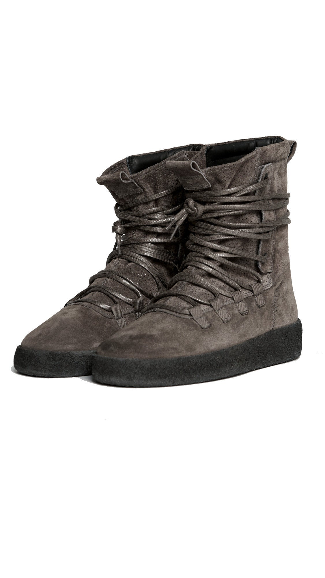 The Dusk Boot - Wolf Grey