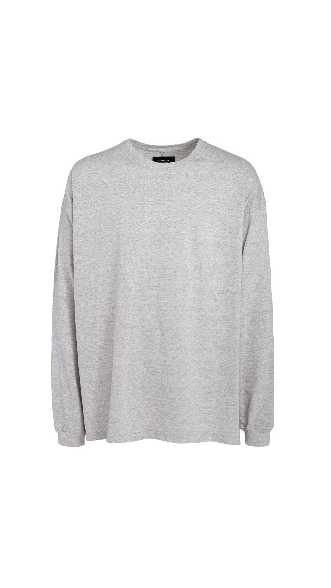 Long Sleeve T-shirt - Grey