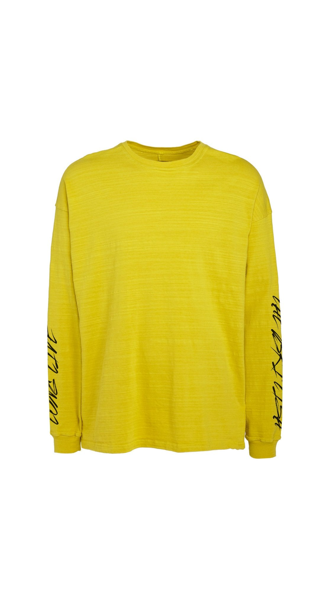 Long Live Long Sleeve T-shirt - Antique Moss