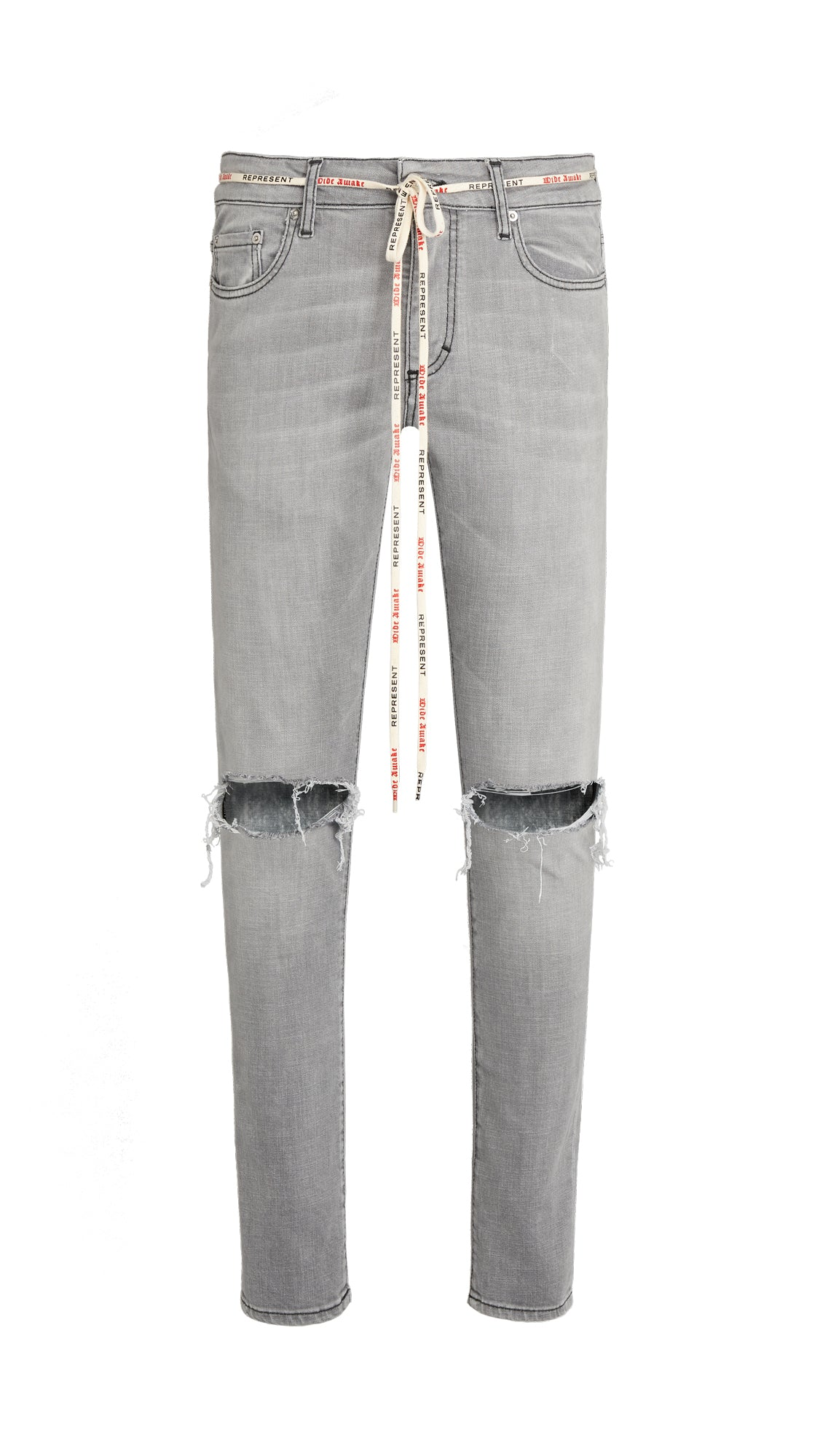 Destroyer Denim - Grey