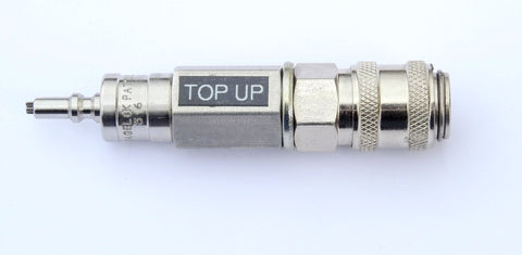 Regulator Top-Up Adapter