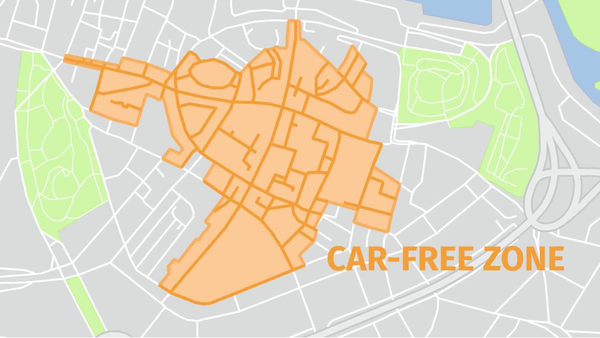 The City that Tamed Cars