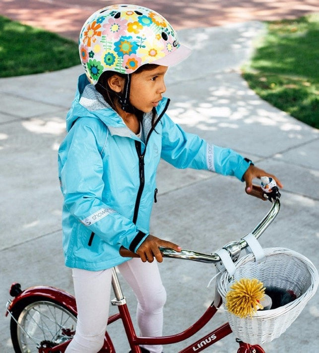 Girls' Little Crossover Rain Jacket