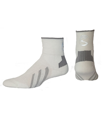 Reflective Torch Socks, Ankle Height