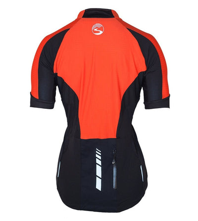 Women's Short Sleeve Cyclone Jersey