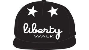 Liberty Walk White Stars Cap