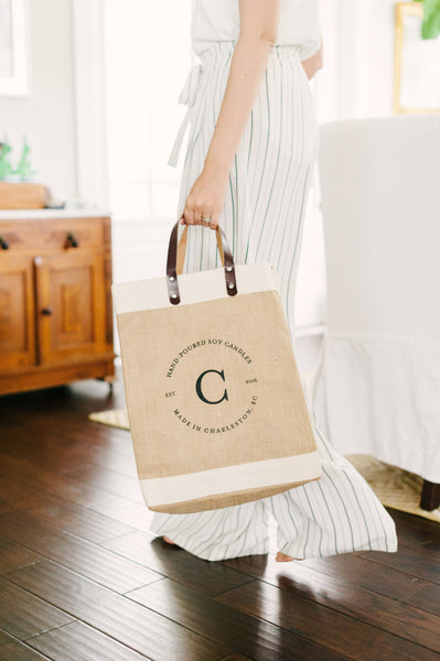 Charleston Market Tote Bag
