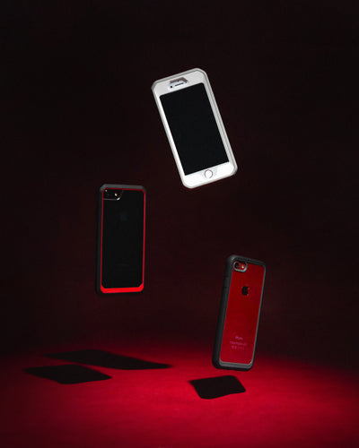 Differences Between Rubber And Plastic-Made Phone Cases