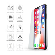 2.5D Glass Screen Protector for iPhone 6.5 inch 2018 and 2019 (2 Pack) -Clear