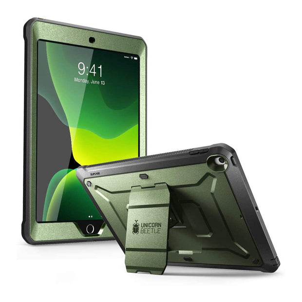 iPad 10.2 inch Unicorn Beetle PRO Rugged Case-Dark Green
