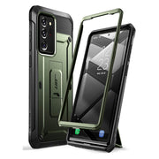 Galaxy Note20 Ultra Unicorn Beetle PRO Rugged Holster Case-Dark Green