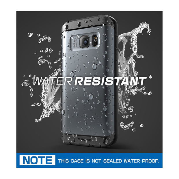Galaxy S7 Water Resistant Full Body Protective Case