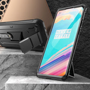 OnePlus 8 Unicorn Beetle Pro Rugged Holster Case-Black