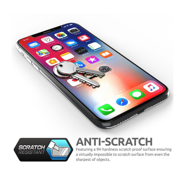 3D Screen Protector with Curved Edges (2 pack) for iPhone 6.1 inch 2018 and 2019