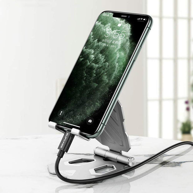 Universal Stand for Phones-Silver