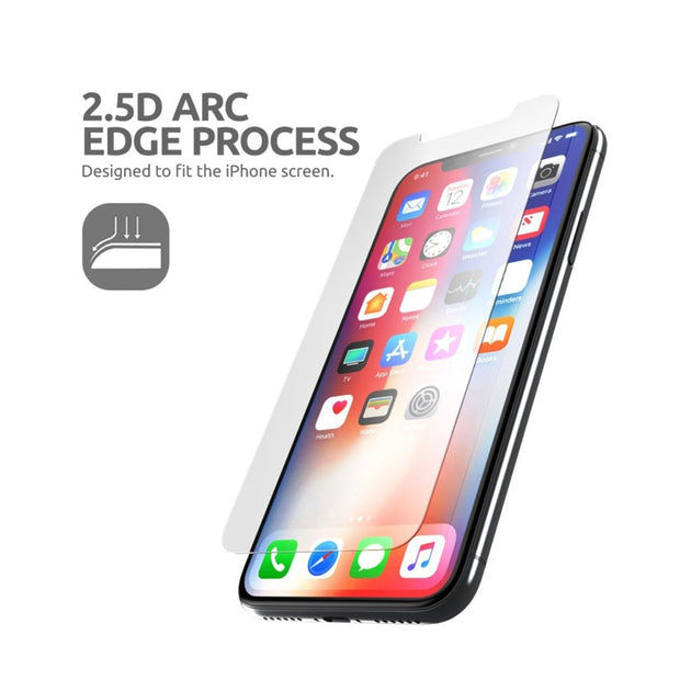 2.5D Tempered Glass Screen Protector for iPhone 6.1 inch 2018 and 2019