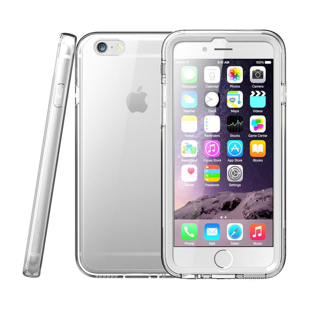 iPhone 6S Plus & 6 Plus Ares Clear Case with Built-in Screen Protector