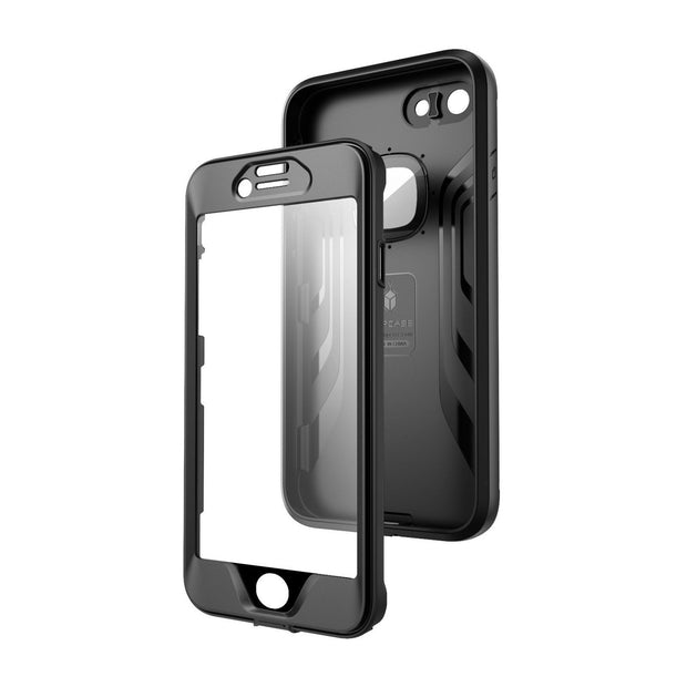 iPhone 7 / 8 Water-Resistant Full Body Protective Case-Black