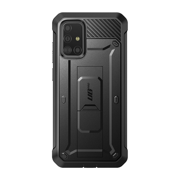 Galaxy A51 Unicorn Beetle Pro Rugged Case-Black