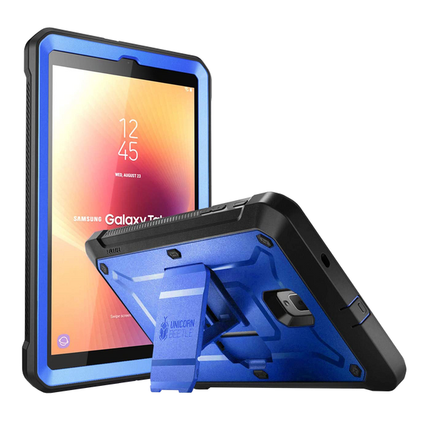 Galaxy Tab A 8 inch (2018) Unicorn Beetle Pro Rugged Case-Dark Blue