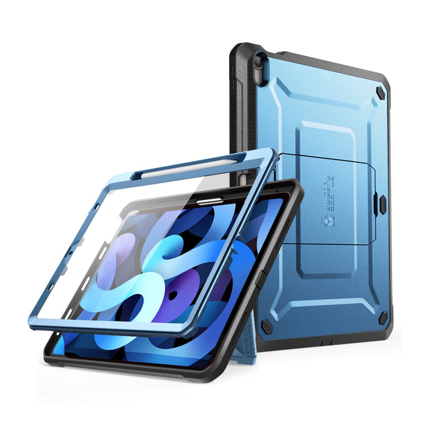 iPad Air 4 10.9 inch (2020) Unicorn Beetle PRO Rugged Case-Metallic Blue