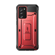 Galaxy Note20 Unicorn Beetle PRO Rugged Holster Case-Metallic Red