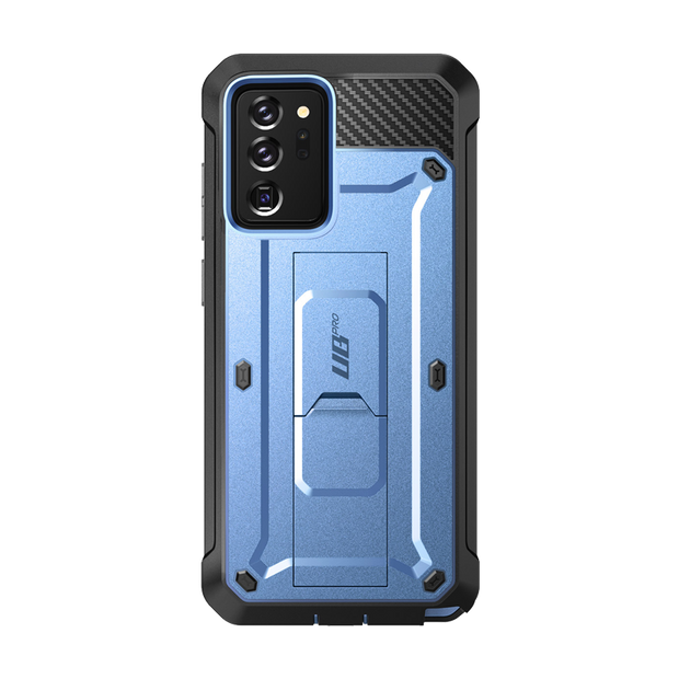 Galaxy Note20 Ultra Unicorn Beetle PRO Rugged Holster Case-Metallic Blue