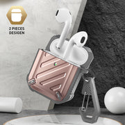 Apple AirPods 1 & 2 Unicorn Beetle Pro Rugged Case-Rose Gold