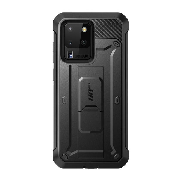 Galaxy S20 Ultra Unicorn Beetle Pro Rugged Case-Black