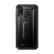 Galaxy A20 / A30 Unicorn Beetle Pro Rugged Holster Case-Black