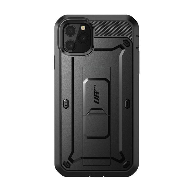iPhone 11 Pro Max 6.5 inch Unicorn Beetle Pro Rugged Case-Black