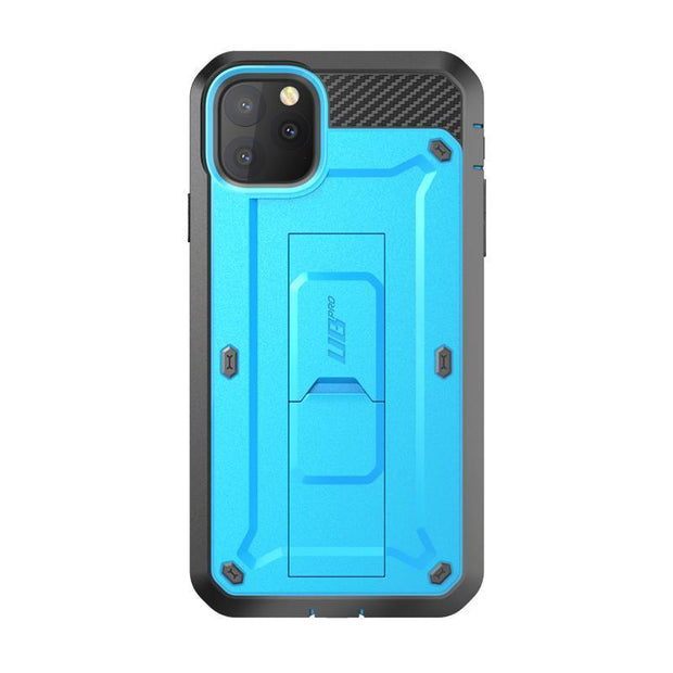 iPhone 11 Pro 5.8 inch Unicorn Beetle Pro Full Body Rugged Case-Blue