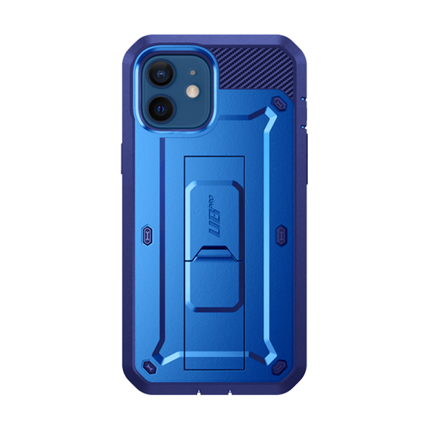 iPhone 12 6.1 inch Unicorn Beetle Pro Rugged Case-Cobalt