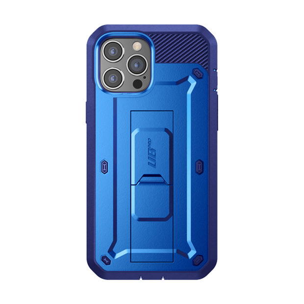 iPhone 12 Pro 6.1 inch Unicorn Beetle Pro Rugged Case-Cobalt