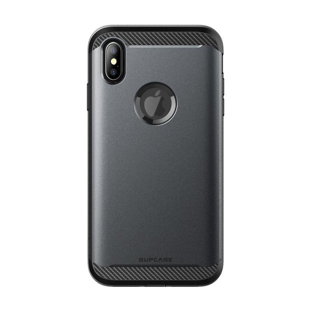 iPhone XS Max Unicorn Beetle Neo Shockproof Case-Black
