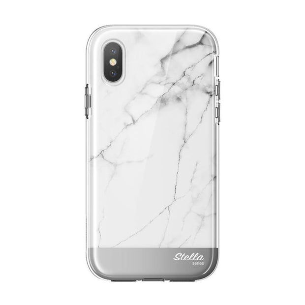 iPhone XS Max Unicorn Beetle Stella Stylish Full-Body Case-Marble