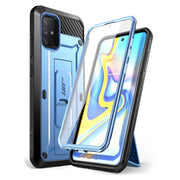 Galaxy A51 5G Unicorn Beetle Pro Rugged Case-Metallic Blue