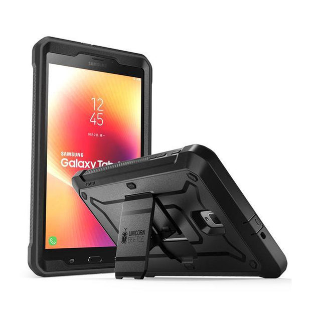 Galaxy Tab A 8.0 inch (2017) Unicorn Beetle Pro Rugged Case with Screen Protector and Kickstand