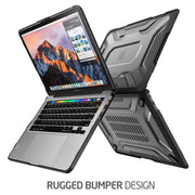 MacBook Pro 13 inch (2020) Unicorn Beetle Rugged Case-Black