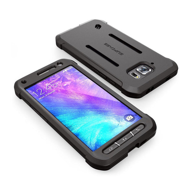 Galaxy S6 Active Easy Fitting Sport Case and Athletic Armband