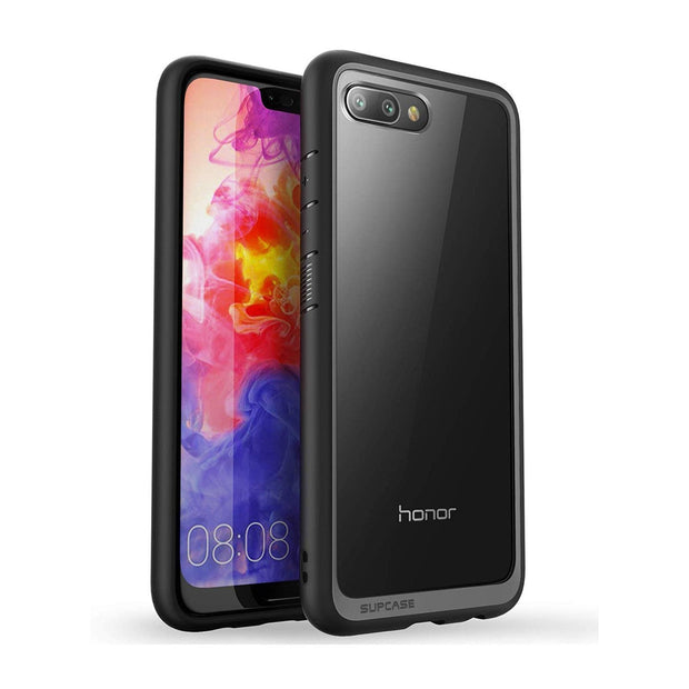 Huawei Honor 10 Unicorn Beetle Style Clear Case with TPU Bumper